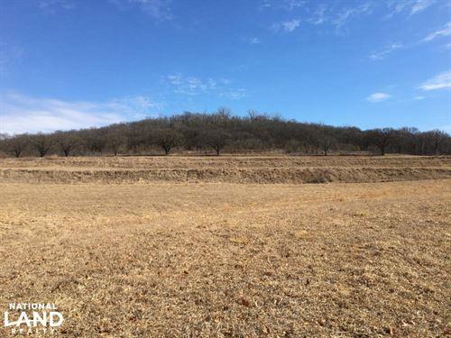 Leavenworth Build Site With Hunting : Leavenworth : Kansas