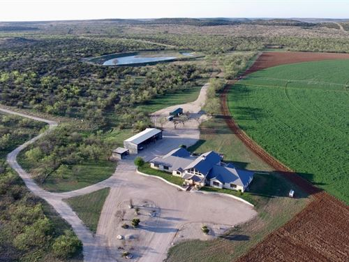 Dos Hermanos Ranch : San Angelo : Tom Green County : Texas