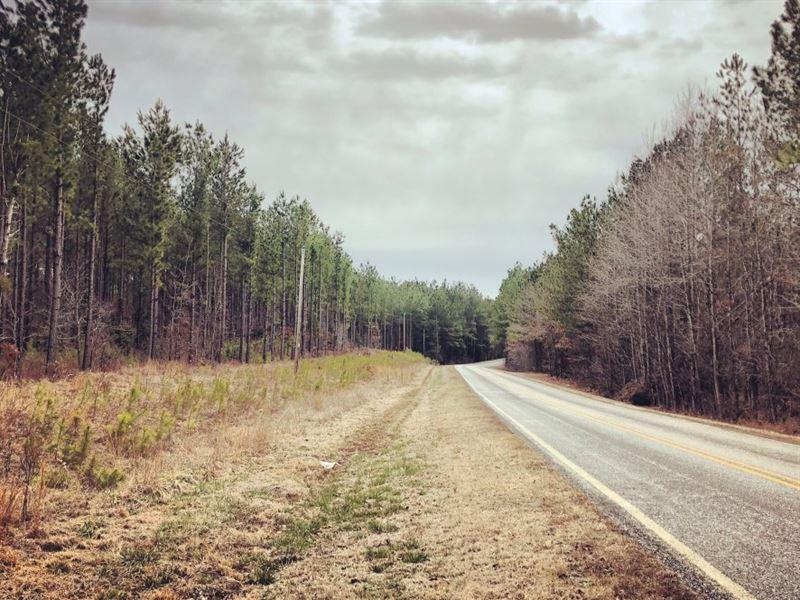 880.40 Acres in Carthage, NC : Carthage : Moore County : North Carolina