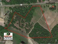 11 Acres of Residential And Recrea : Grifton : Craven County : North Carolina