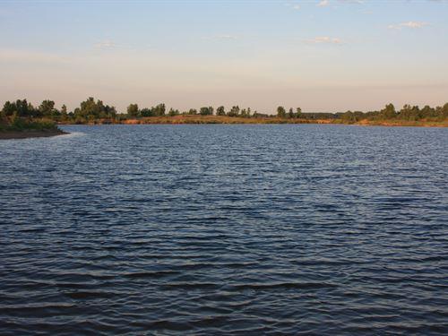 Timberosa Lake : Central City : Hamilton County : Nebraska