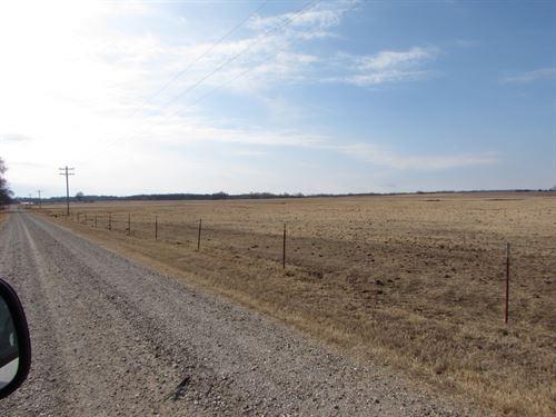 Kielhorn Ranch Tract 1 : Arkansas City : Cowley County : Kansas