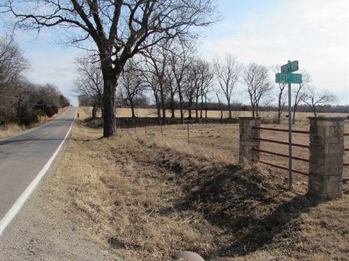 Kielhorn Ranch Tract 2 : Arkansas City : Cowley County : Kansas