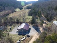 Cassville Home & 65 Acres : Cassville : Barry County : Missouri