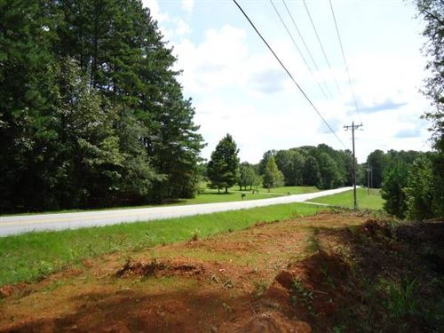 Bargain Acreage South Of Atlanta : Fayetteville : Fayette County : Georgia