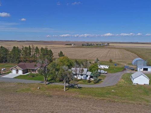 Gurley Country Homes And Acreage : Gurley : Cheyenne County : Nebraska