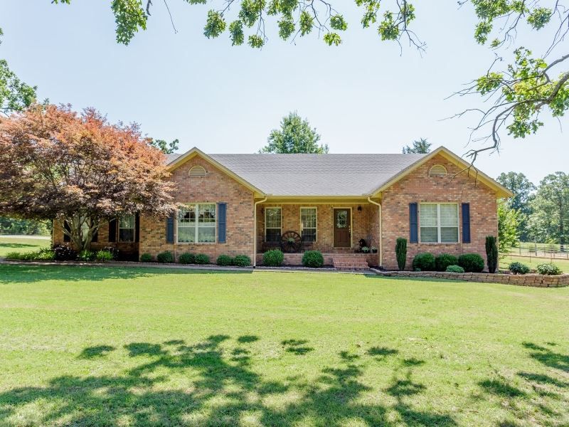 Horse Property For Sale In Fort Smith Arkansas