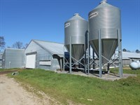 Poultry Farm For Sale In Nc : Windsor : Bertie County : North Carolina