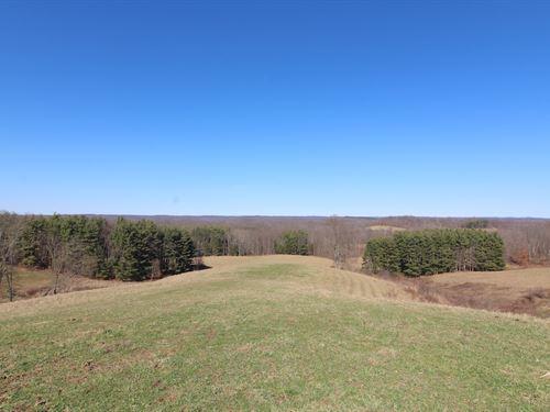 Endley Rd - 112 Acres : Cambridge : Guernsey County : Ohio