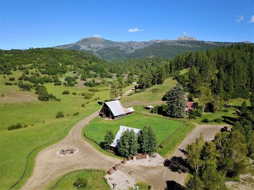 Lightner Creek Ranch : Durango : La Plata County : Colorado