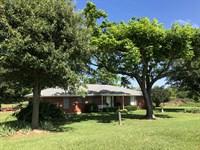 Sandy Soil Ranch Nice Home : Como : Hopkins County : Texas