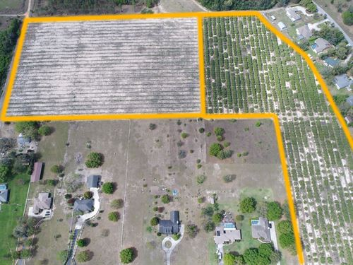 27 Acres - Prime Residential Dev : Winter Haven : Polk County : Florida