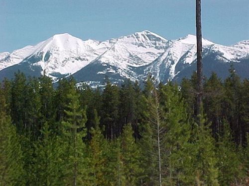 Hilltop At Glacier Ridge : Condon : Missoula County : Montana