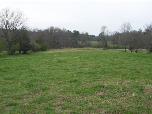 North Georgia Large Acreage Farm : Commerce : Banks County : Georgia