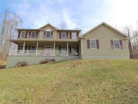 Baker Rd - 25 Acres : Frazeysburg : Muskingum County : Ohio