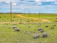 Ranch W Road Frontage & Electricity : Walsenburg : Huerfano County : Colorado