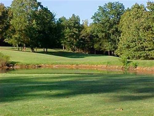 18-Hole Golf Course Near Shell Kno : Shell Knob : Barry County : Missouri