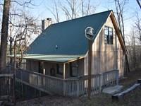Cabin On Lake Sinclair : Sparta : Hancock County : Georgia