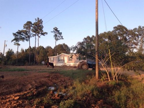 56 Horseshoe Lane : Tylertown : Walthall County : Mississippi