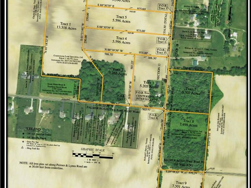 11196 Palmer Road Farm For Sale Etna Licking County Ohio