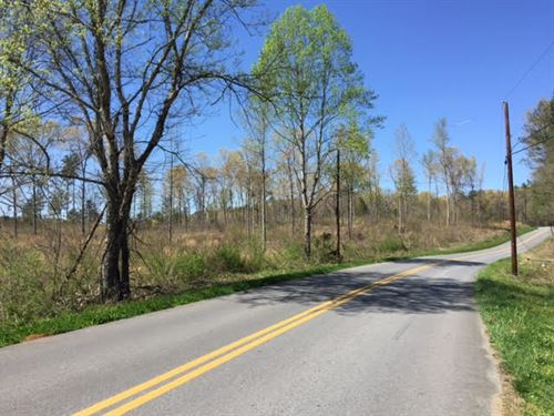 24.711 +/- Acres, Bartow County : Adairsville : Bartow County : Georgia
