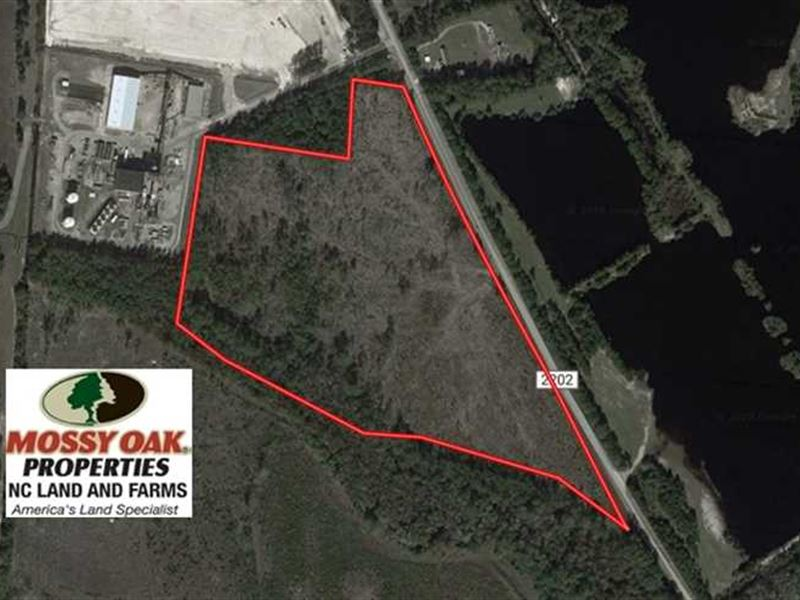 Under Contract 34 98 Acres Of Re Farm For Sale Lumberton