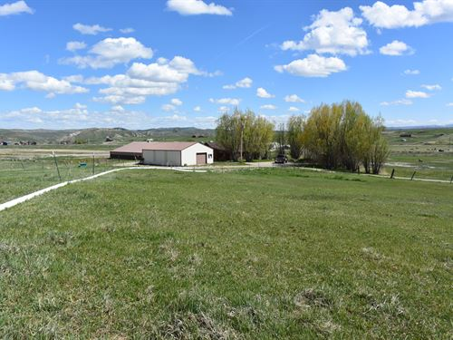 Gulch Creek Country Properties : Lander : Fremont County : Wyoming
