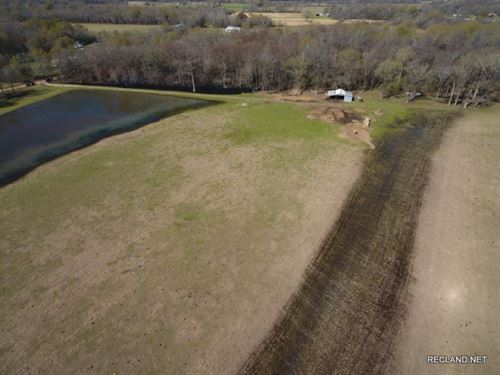 40 Ac - Pasture With Home Site Pote : Winnsboro : Franklin Parish : Louisiana