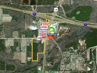 Us 19 & Nash Road : Monticello : Jefferson County : Florida
