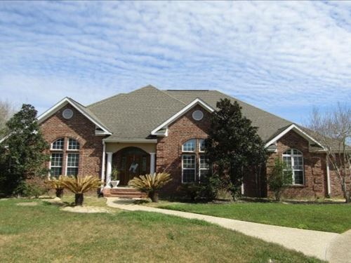 Beautiful Home In Saucier, Ms : Saucier : Harrison County : Mississippi