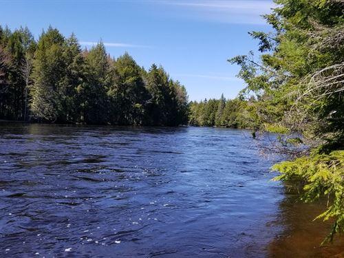 Bennett Family Trust : Bancroft : Aroostook County : Maine