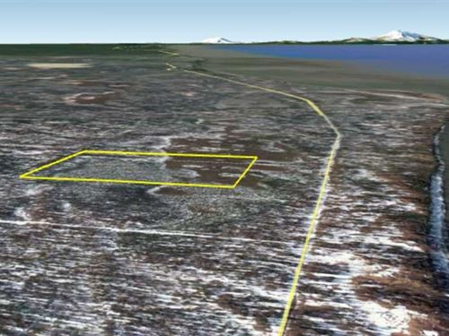 21.73 Acres, Recreational & Hunti : Nikiski/North Kenai : Kenai Peninsula Borough : Alaska