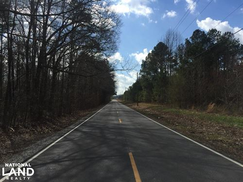 Shoal Creek Road Homesite Timber : Ashville : Saint Clair County : Alabama