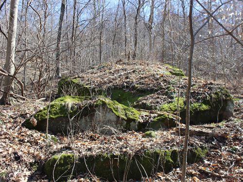 Beagle Club Rd - 15 Acres : Scio : Harrison County : Ohio