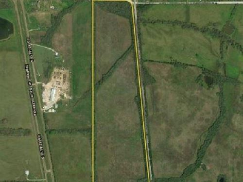 Starkville Large Acreage Land : Artesia : Lowndes County : Mississippi
