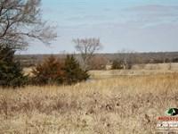 Hunting And Pasture Combo : Humboldt : Woodson County : Kansas