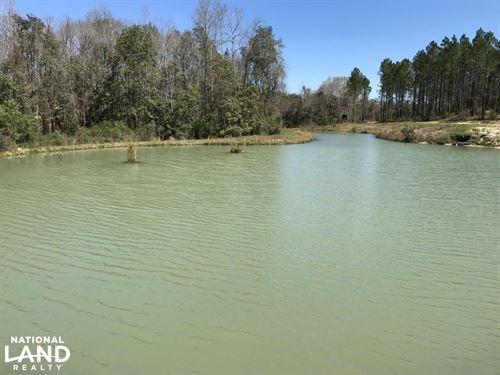 The Phillipsville Dyas Creek Retrea : Bay Minette : Baldwin County : Alabama