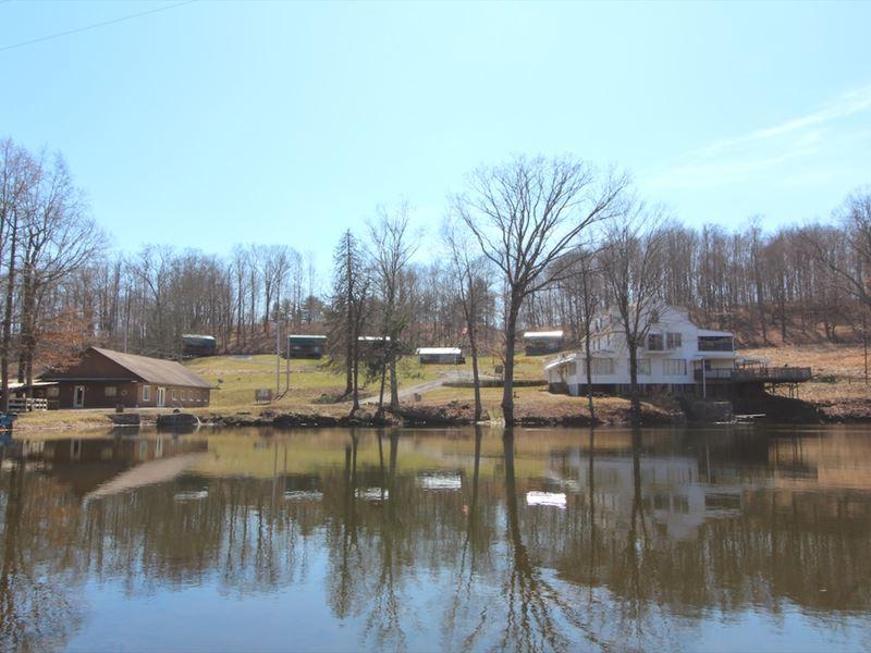 Sr 145, 39 Acres : Woodsfield : Monroe County : Ohio