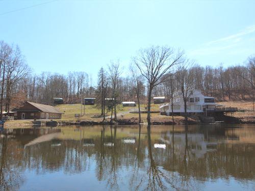 Sr 145 - 39 Acres : Woodsfield : Monroe County : Ohio