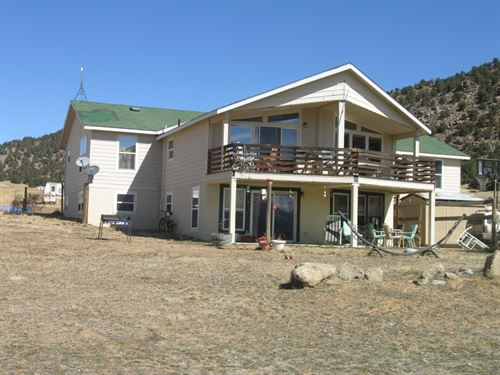 6484654, Spacious Home And Land : Coaldale : Fremont County : Colorado