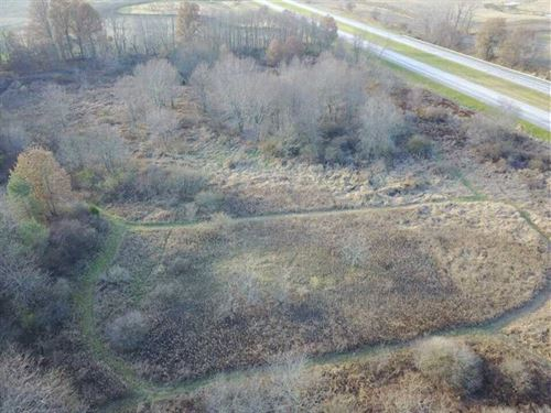 Rose Rd, 21 Acre Parcel, West of : Plymouth : Marshall County : Indiana