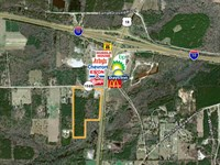 Great Interstate Location Near I-10 : Monti : Jefferson County : Florida