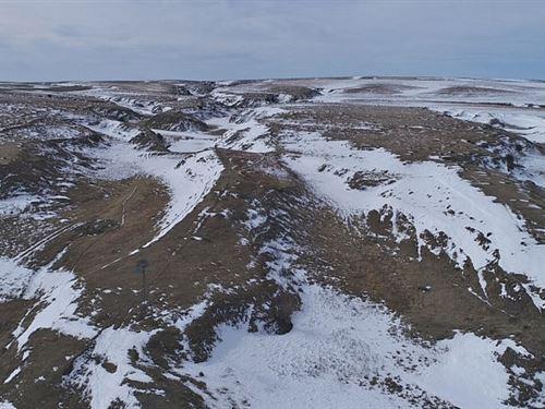 Hayes County Dryland And Range : Wallace : Hayes County : Nebraska