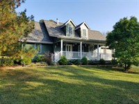 Custom Home With Great Outbuilding : Gainesville : Ozark County : Missouri