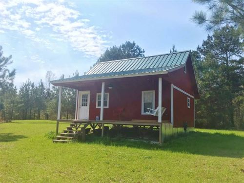 Turnkey Hunting Property In Big Buc : Hermanville : Claiborne County : Mississippi