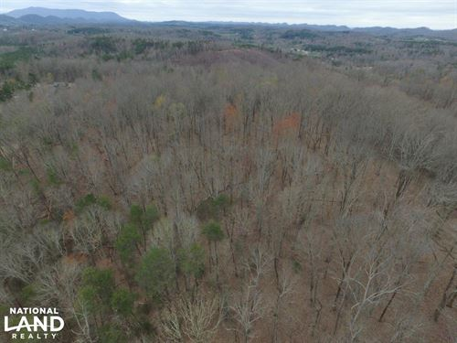 Laurel Mountain Lake Acreage : Madisonville : Monroe County : Tennessee