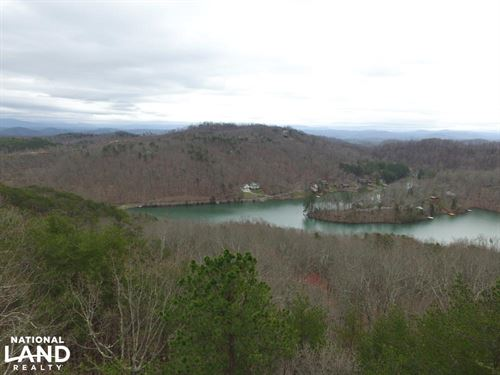 Polly's Mountain Tract : Madisonville : Monroe County : Tennessee