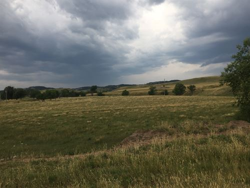 Dry Creek Ranch : Hermosa : Custer County : South Dakota