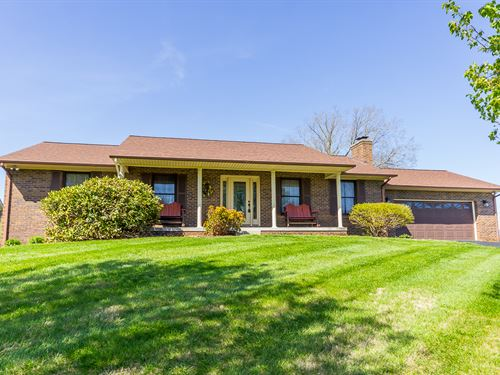 Gentleman's Farm W/ Remodeled Home : Harrogate : Claiborne County : Tennessee