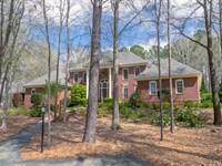 Custom Estate On 5 Private Acres : Madison : Morgan County : Georgia